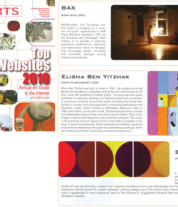 elishas-art-featured-in-ny-arts-magazine-top-websites-2010-annual-art-guide-to-the-internet