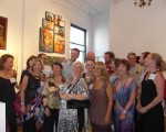 Broadway Gallery New York 2010 Group photo